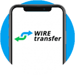 Wire Transfer | Limits Apply